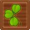 Trèfle à trois feuilles