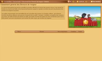 HamsterStory - Devenez le meilleur eleveur de rongeur